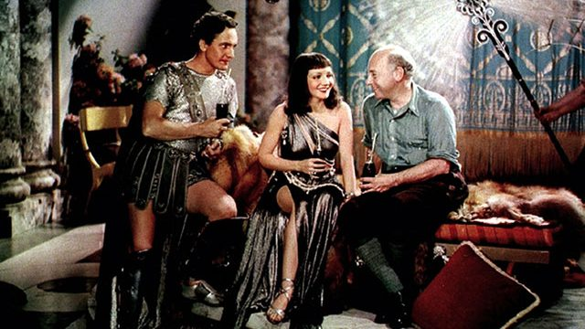 A Look Back at Cecil B. DeMille