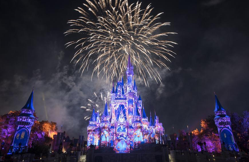 Top Five Rides in Disney World's Magic Kingdom